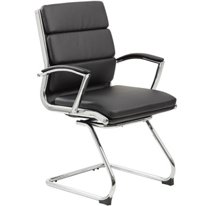 Modern Office Mid Back Guest Chair