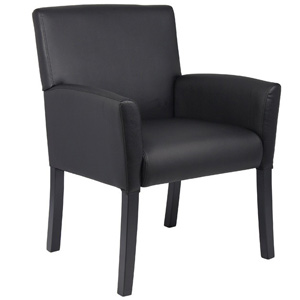 Office Guest Chairs, Black Waiting Room Chairs