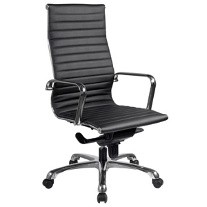 modern conference room chairs, high back designer office