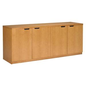 office credenza 4 door office cabinet