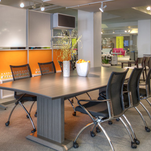 Foot Foot Modern Conference Room Designer Table Chairs Set - 8 foot office table