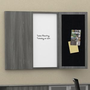 Modern Presentation Board, Dry Erase Markerboard, Magnetic Board