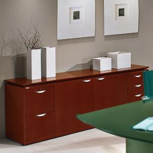 Modren Modern Office Credenza Cabinet O Throughout Decorating Ideas