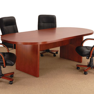 6 Ft 12 Ft Conference Room Table Cherry Or Mahogany