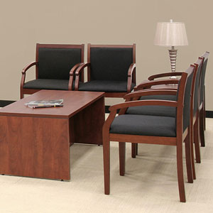 guest chairs, wooden office side chairs - officepope