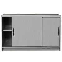 "Modern Office Cabinet - 48""W or 72""W & 12 Color Options"