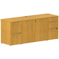 Modern Office Credenza, Conference Cabinet