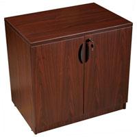"Small Office Cabinet, Modular Credenza, 31""W"