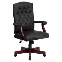 Traditional Leather Conference Chairs, Boardroom Chairs