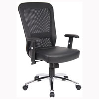Mesh Conference Chair, Modern Mesh Office Chair
