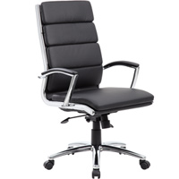 Modern Executive Black High Back Conference Chair
