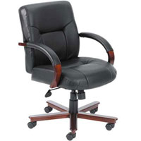 Conference Room Chairs, Mid Back Chairs