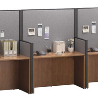 Cubicle Workstation, Telemarketing Station, Call Center Desk, Office Systems Furniture