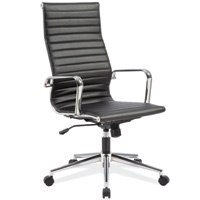 Modern High-Back Designer Office Chair