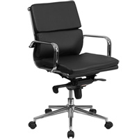 Modern Conference Room Chair, Designer Office Chair