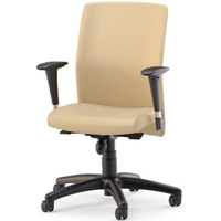 Designer Conference Chairs, Modern with 4 Leather Options