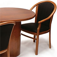Modern Guest Chairs, European Style Conference Chairs