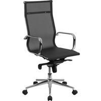Modern Mesh High Back Chair, Conference Chair
