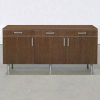 Modern Credenza Cabinet, Modern Office Cabinet