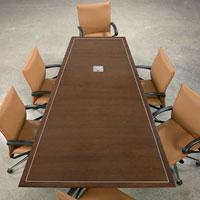 6' - 24' Designer Conference Table, Modern Conference Room Table