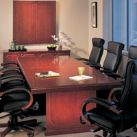 6ft - 30ft Conference Room Table, 10ft Boardroom Table