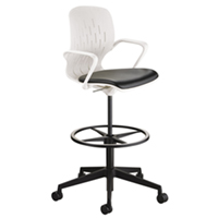 Modern Conference Chair, Adjustable Standing Height Chair