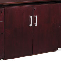 Modern Office Cabinet, Small Credenza