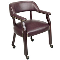Traditional Conference Room Chair, Meeting Chairs