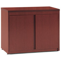 "Small Credenza, 36"" Office Cabinet"