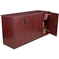 "Office Credenza Cabinet, 72"" Storage Cabinet"