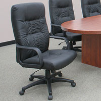 Conference Room Chairs, Leather Office Chairs