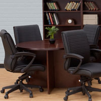 Round Meeting Table, Round Conference Table