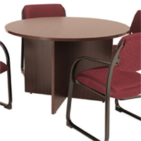 Round Conference Table, Round Meeting Table