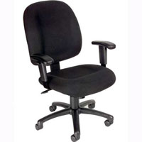 Ergonomic Task Chair, Multifunctional Cozy Office Chair