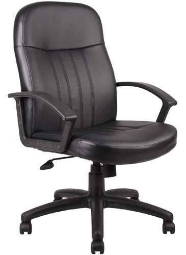 Conference Room Chairs Black Leather Office Chairs