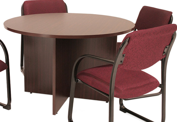 Round Conference Table Round Meeting Table OfficePopecom - Small round meeting table and chairs