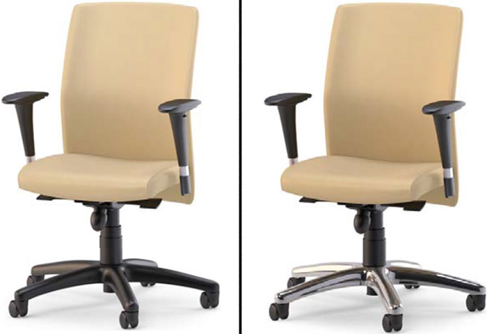 Designer Conference Chairs Modern With 4 Leather Options
