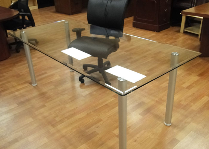 Glass Conference Tables Glass Office Table For Boardroom Meeting - Glass conference table for sale