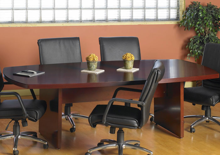 6ft 12ft Conference Table Cherry Or Maple Wood