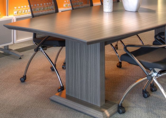 8 16 Modern Conference Room Table And Chairs Set