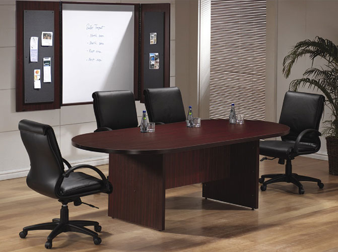 Office Furniture: Best Value Conference Table, Cherry Or Mahogany