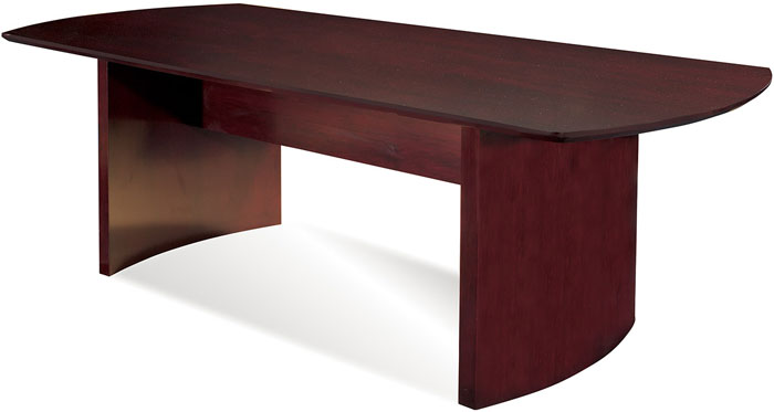 Ft Ft Modern Conference Table Mahogany Wood OfficePopecom - 8 ft conference table