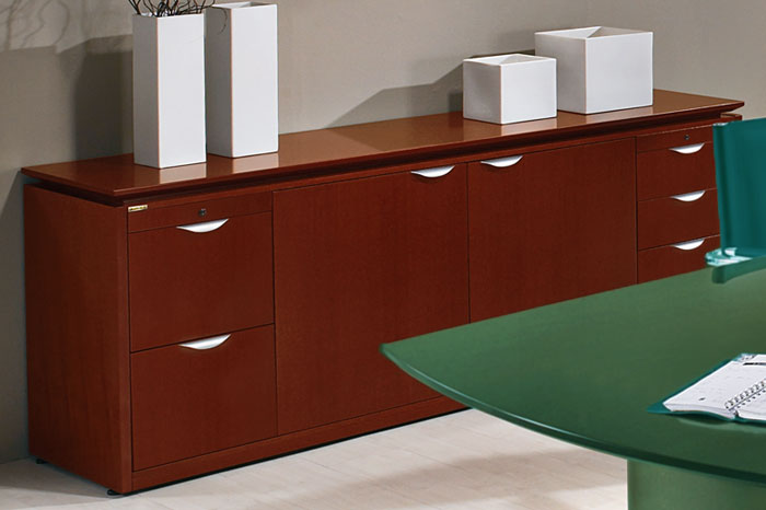 Modern credenza modern office cabinet for Modern office credenza