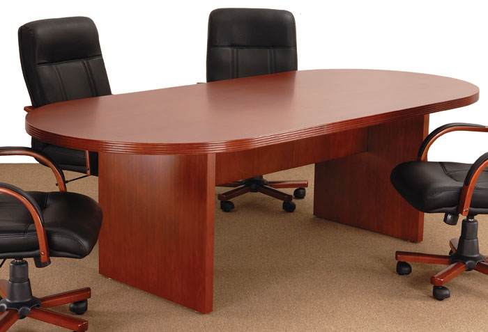 Ft Ft Conference Room Table Cherry Or Mahogany OfficePopecom - Cherry conference room table