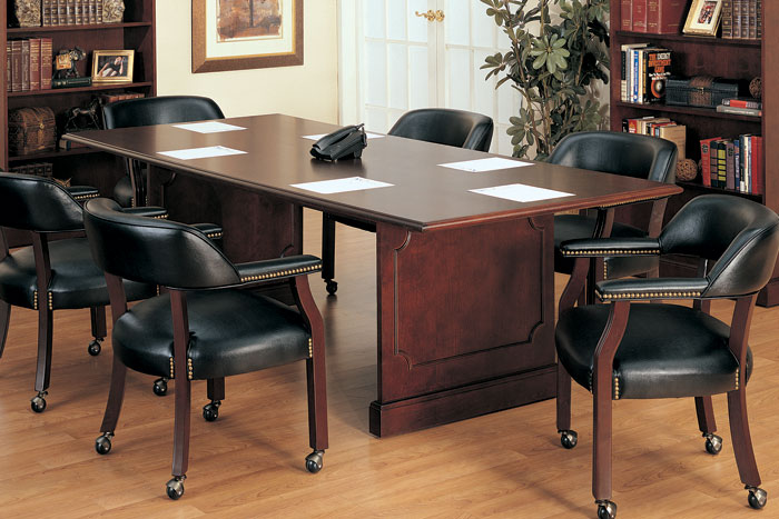 Traditional Conference Table Ft Lawyers Conference Table - Traditional conference table