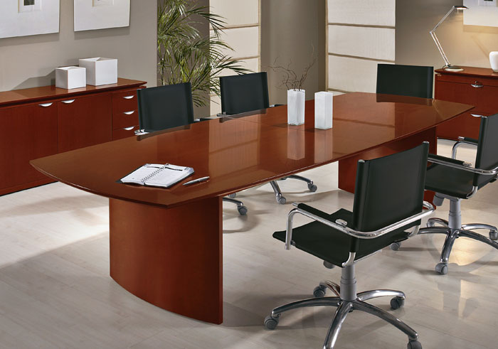 8ft 10ft modern conference table boardroom board room ebay for 10 ft conference room table
