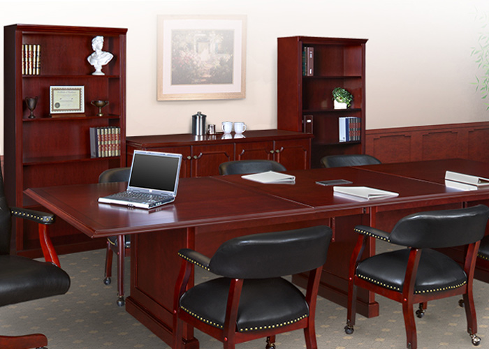 office credenza traditional credenza. Black Bedroom Furniture Sets. Home Design Ideas