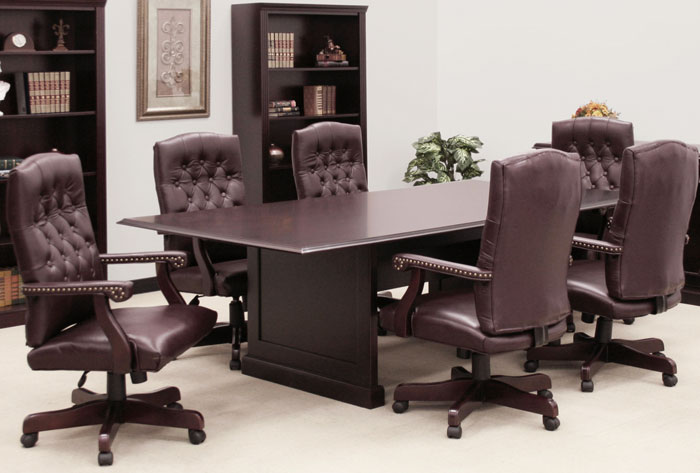 Traditional Conference Chairs Boardroom Chair High Back - Traditional conference table