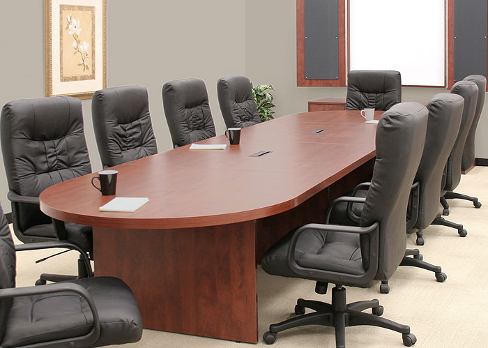 Large Conference Table Cherry Mahogany Or Maple OfficePopecom - Large conference table for sale