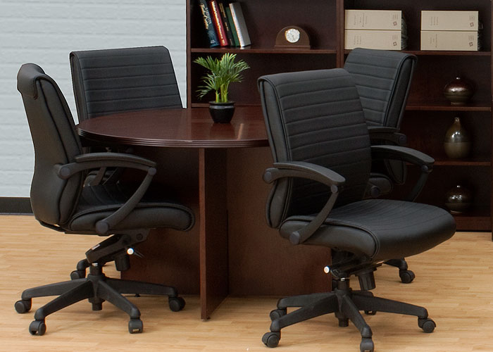 Round Meeting Table Round Conference Table OfficePopecom - Small round meeting table